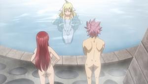 Fairy Tail OVA/Episode 8 - Anime Bath Scene Wiki